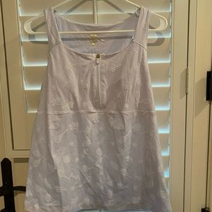 Lilly Pulitzer luxletic tennis top
